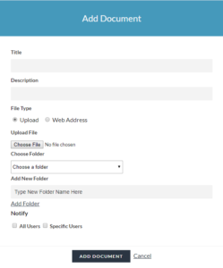 WordPress Project Management Plugins Like Project Panorama add folders extension